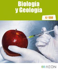 Solicitud de la muestra de los libros de texto de Biología y Geología de la ESO.
