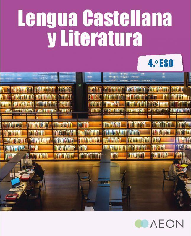 Solicitud de la muestra de los libros de texto de Lengua Castellana y Literatura de la ESO.