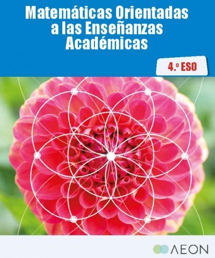 Solicitud de la muestra de los libros de texto de Matemáticas de la ESO.
