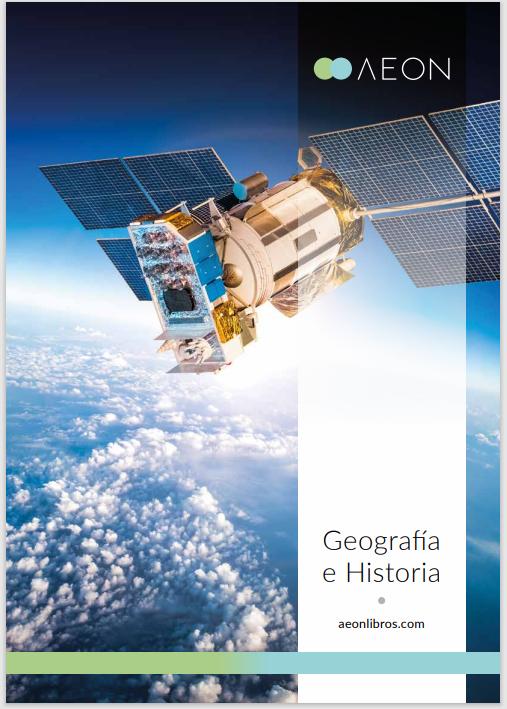 Lista de recursos interactivos y libros de texto de Geografía e Historia de la ESO.