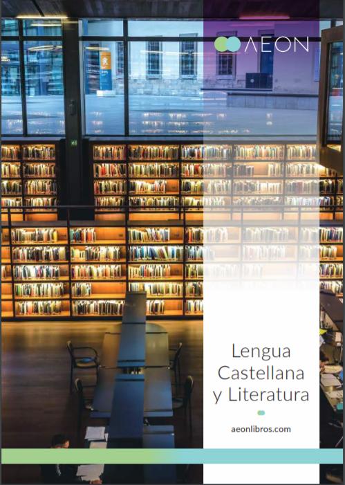 Lista de recursos interactivos y libros de texto de Lengua Castellana y Literatura de la ESO.
