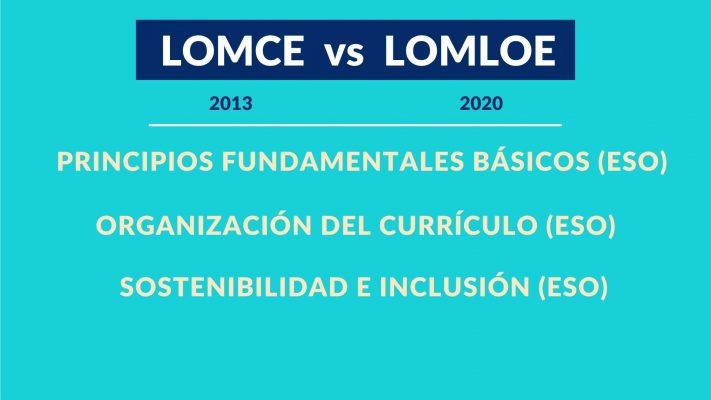 nueva ley educativa